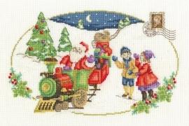DMC - BK1580 - Le Père Noël arrive !