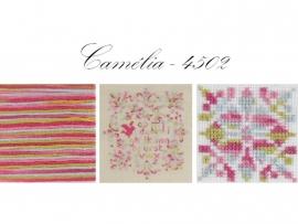 DMC Coloris 4502 - Camélia