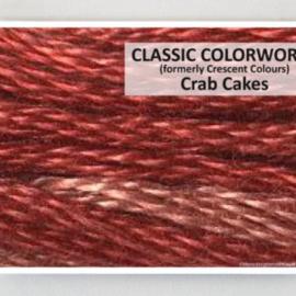 Classic Colorworks - Crab Cakes