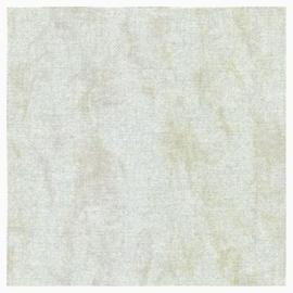 Zweigart - Belfast (12.6 dr/cm - 32 ct) - kleur 1079 (wit gevlamd - vintage)