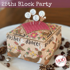 Hands on Designs - Block Party - 25th
