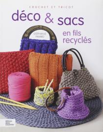 Livre - Déco & sacs en fils recyclés