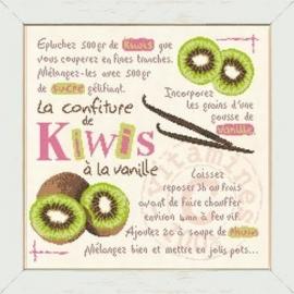 Lili Points - G026 - Confiture de Kiwis