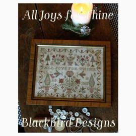 Blackbird Designs - All Joys for Thine