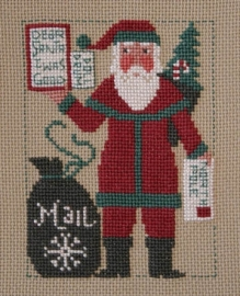 The Prairie Schooler - Santa 2012