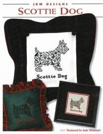 JBW Designs - Scottie Dog