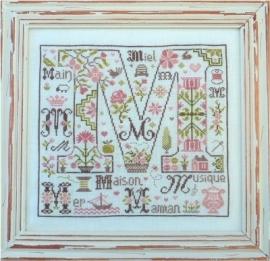 Jardin Privé - Letter M