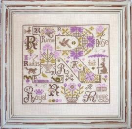 Jardin Privé - Letter R