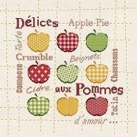 G011 - Les pommes