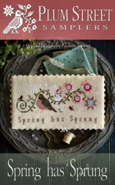 Plum Street Samplers - Spring has sprung