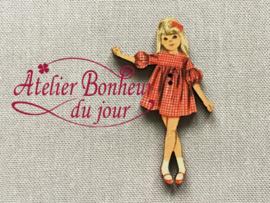 Atelier Bonheur du Jour - Fillette blonde