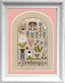 Jardin Privé - Petits moments de Printemps