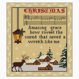 "Twinpeak Primitives - Soud of Christmas - ""Amazing Grace"""