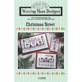 Waxing Moon - Christmas Street