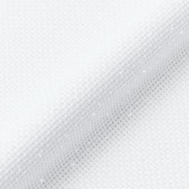 DMC - Precut Aïda - Iridescent Aïda  - wit (5.5 st/cm of 14 count)