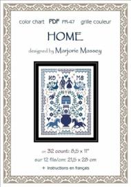 Marjorie Massey - Home (PR-47)