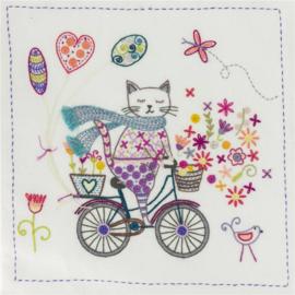 Un chat dans l'aiguille - La vie est belle à bicyclette (ref. 215KC202006)