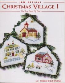 JBW Designs - Christmas Village I (224)