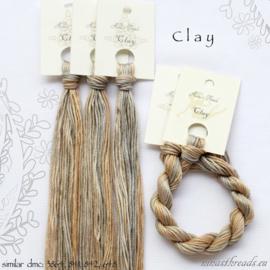 Nina's Threads - Clay