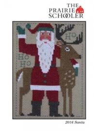 The Prairie Schooler - Santa 2016