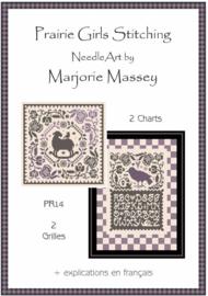 Marjorie Massey - Prairie ABC (PR-14)