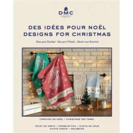 Boekje - Designs for Christmas (DMC)