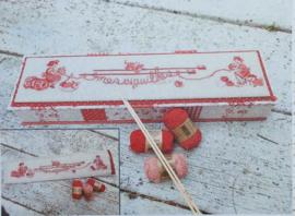 """Des Histoires à Broder - """"Mes aiguilles à tricoter"""" (pakket) (mijn breinaalden)"""