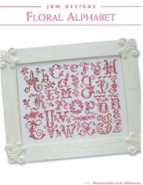 JBW Designs - Floral Alphabet
