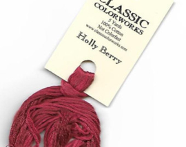 Classic Colorworks - Holly Berry
