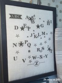 Le comptoir d'Eugénie - ABC ... étoiles (abc sterren)