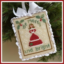 "Country Cottage Needlework - Classic Collection ""Be Merry"""