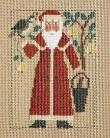 The Prairie Schooler - Santa 2001