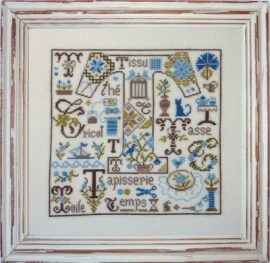 Jardin Privé - Letter T