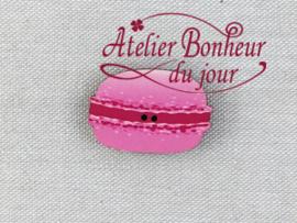 Atelier Bonheur du Jour -  Macaron  (roze)