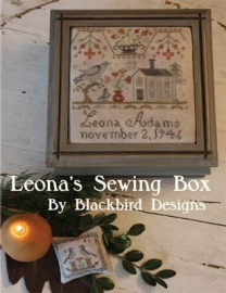 Blackbird Designs - Leona's Sewing Box