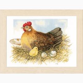"Lanarte - PN-0165381 - ""Mother hen"" (Marjolein Bastin)"