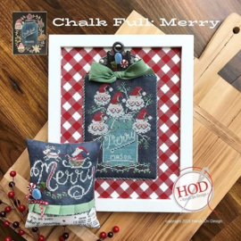 Hands on Design - Merry - Chalk Full