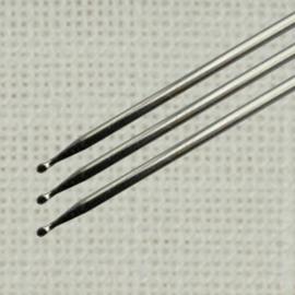 Bolletjesnaalden (Magic Needle) - nr. 34 (fijnste maat)