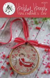 With thy needle & thread - Holiday Hoopla - Valentine's Day
