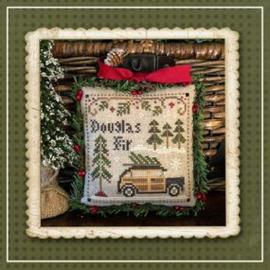 Little House Needleworks - Jack Frost's Tree Farm - Douglas Fir (Jack Frost nr. 2)