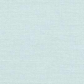Zweigart - Belfast (12.6 fils/cm - 32 ct) - couleur 7106 (bleu très clair)