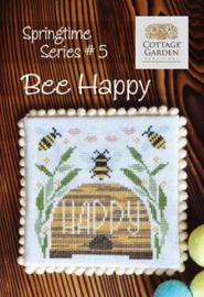 Cottage Garden Samplings - Bee Happy (Springtime series nr. 5)