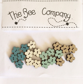 The Bee Company - Mini bloemetjes (TF13)