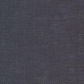 Zweigart - Belfast (12.6 dr/cm - 32 ct) - kleur 7026 (Anthraciet grijs)
