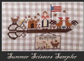 Nikyscreations - Summer Scissors Sampler