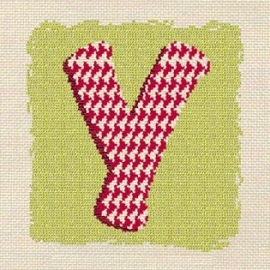 Lili Points - 000S - Letter Y