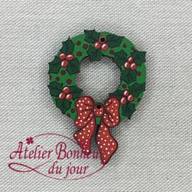 Atelier Bonheur du Jour - Couronne de Noël