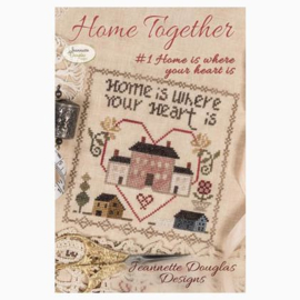 Jeannette Douglas - Home together (#1 Home is where your heart is)