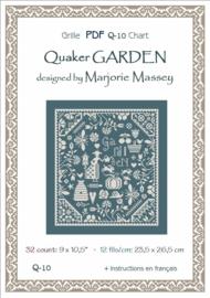 Marjorie Massey - Quaker Garden (Q-10)