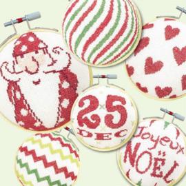 Lili Points - N039 Kerstballen nr. 3